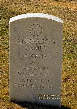 Anderson James