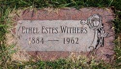 Ethel <i>Estes</i> Withers