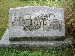 Mary B Lloyd