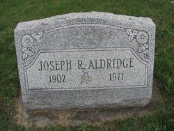 Joseph R Aldridge