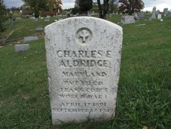 Charles E Aldridge