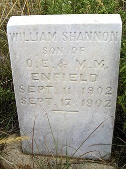 William Shannon Enfield