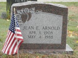 Jean E Arnold