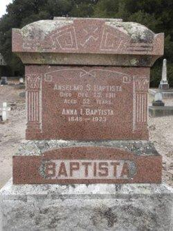 Anna I <i>Martin</i> Baptista