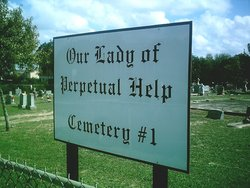 Our Lady of Perpetual Help Cemetery #1