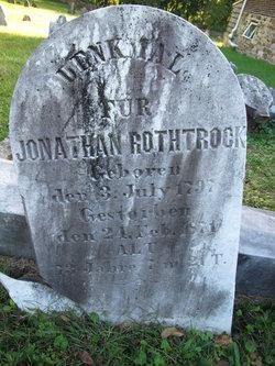 Jonathan Rothtrock