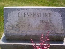 Grace Elizabeth <i>Smeltzer</i> Clevenstine