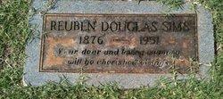 Reuben Douglas Sims