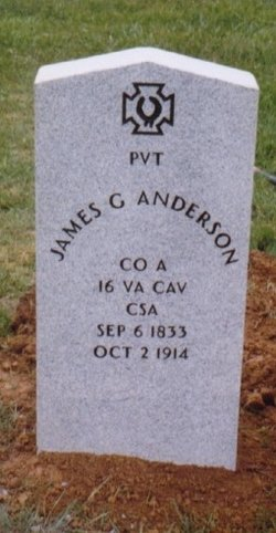 James G Anderson