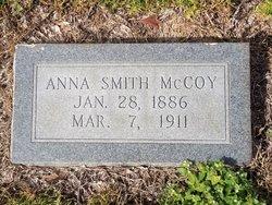 Anna <i>Smith</i> McCoy