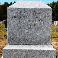Faith E <i>McMahon</i> Buck