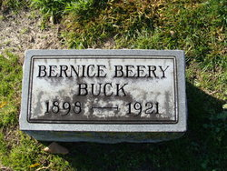 Bernice Olive <i>Beery</i> Buck