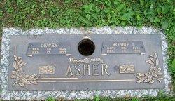 Dewey Asher