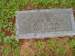 Eunice <i>Higgins</i> Buzbee