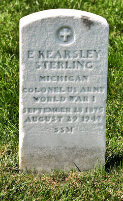 Kearsley E Sterling
