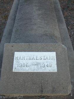 Martha Elizabeth Starr