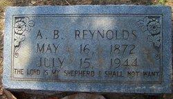 Andrew Burke Reynolds