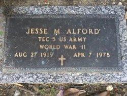 Jesse Millard Alford