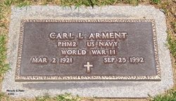 Carl Lawrence Arment