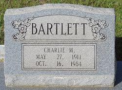 Rev Charlie Marvin Bartlett