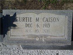 Curtie Mae <i>Fulford</i> Caison