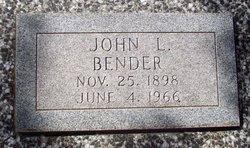 John L. Bender