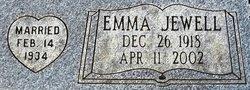 Emma Jewell <i>McElroy</i> Sloan