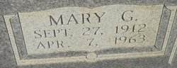 Mary G Cook