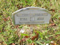 Hazel F Davis