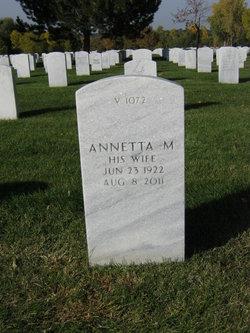 Annetta M. Williams