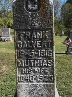 Joseph Francis Frank Calvert