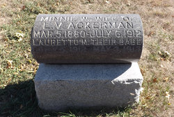 Minnie <i>Wachter</i> Ackerman