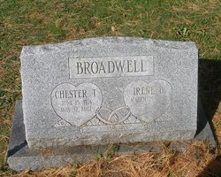 Chester Taylor Chet Broadwell