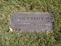 Jesse Parker Bailey, Jr
