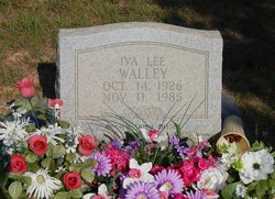 Iva Lee Walley
