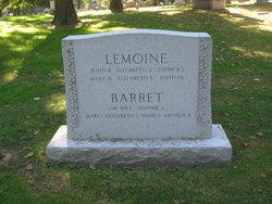 Elizabeth L. Bettie Barrett