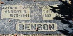 Albert O Benson