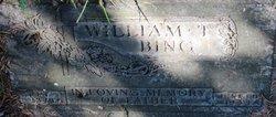 William Thomas Bing