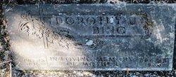 Dorothy Johanna <i>Costello</i> Bing