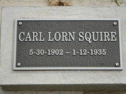 Carl Lorn Squire