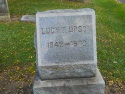 Lucy F Upson