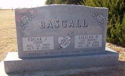 Edgar J Eddie Basgall