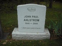 John Paul Ahlstrom