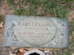 Infant Creamer