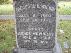 Agnes <i>Mowbray</i> Wilkin