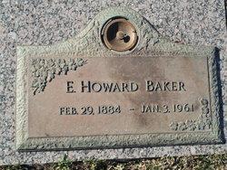 E Howard Baker