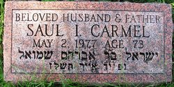 Saul I. Carmel
