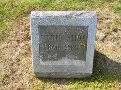 Esther Alida Dahlberg