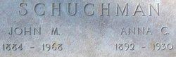 John Michael Schuchman
