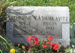 Katherine V Adamkavitz